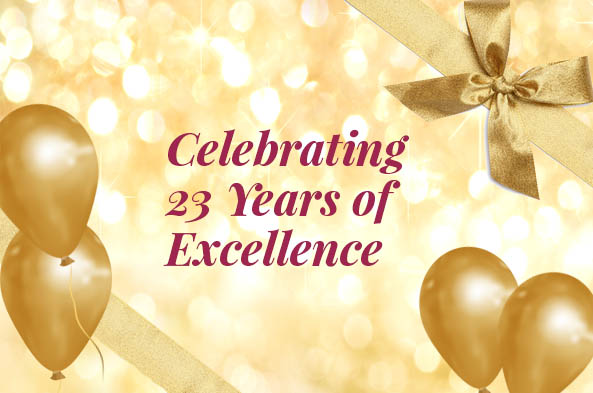 Body Precisions Celebrates 23 Years