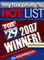 fox 29 2007 hot list winner